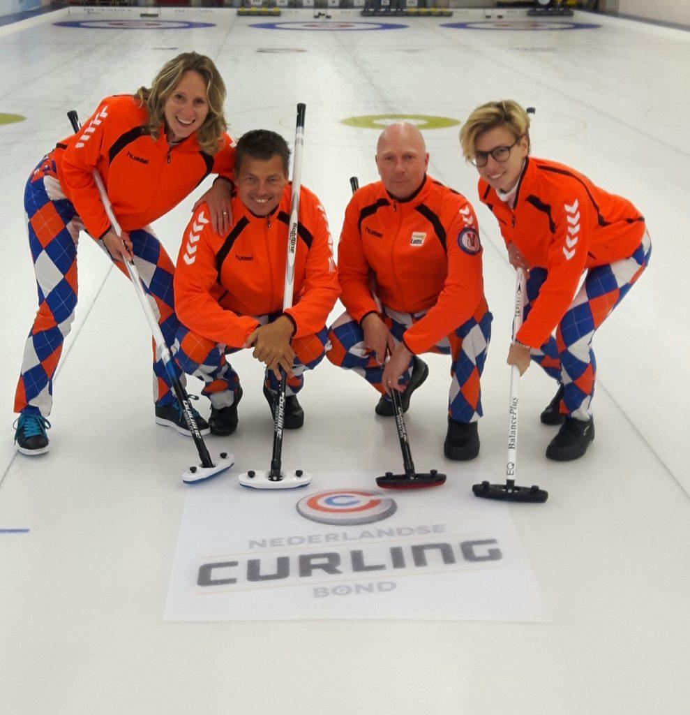 Het NL Mixed Curling Team