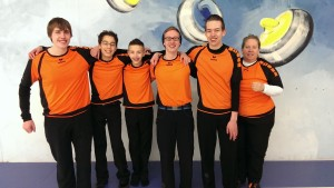 Nederlandse junioren team