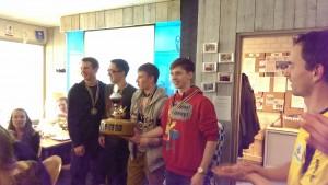 Russische Junioren winnaar Hammerheads toernooi 2014